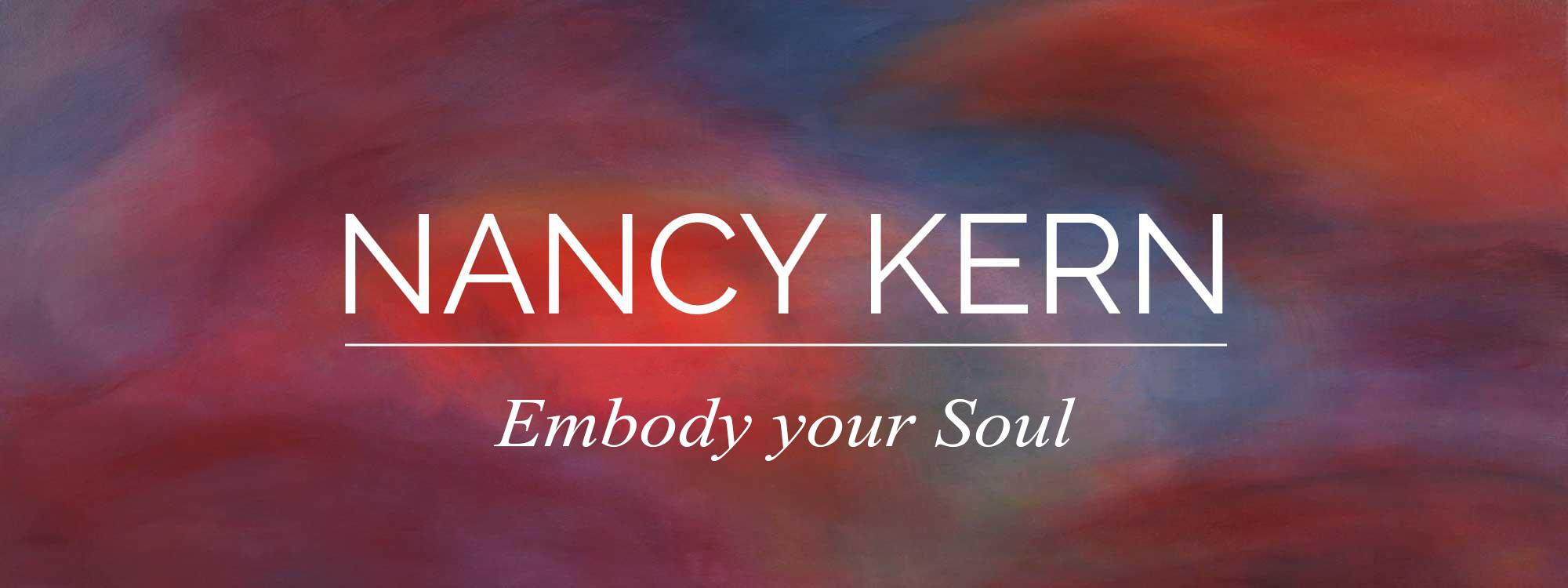 NancyKern.com header image